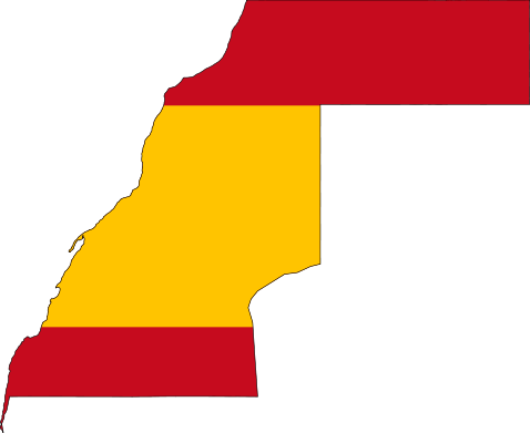 File:Flag Spain Map of Western Sahara.svg.