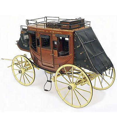 Model Stagecoach Buying Guide.
