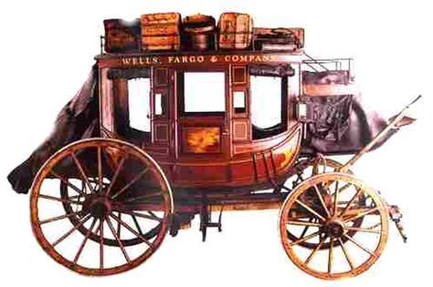 Book a Wild West Stagecoach Photo Booth London / UK / Photo.
