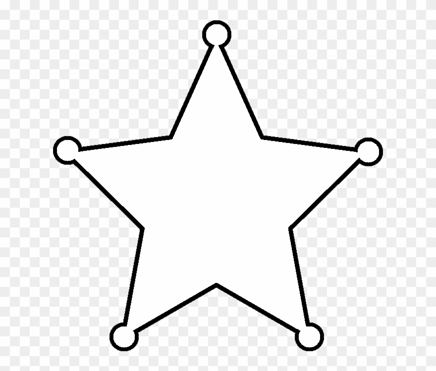 Western Star Clip Art.