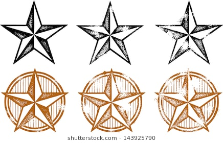 Western star clipart 4 » Clipart Station.