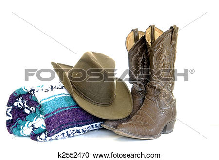 Stock Photography of Western Still Life k2552470.