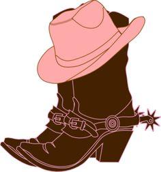 Western Wear Clipart.
