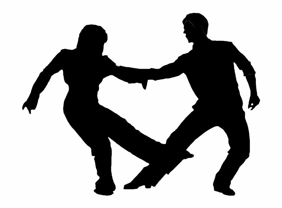 Free Swing Dancer Silhouette, Download Free Clip Art, Free.