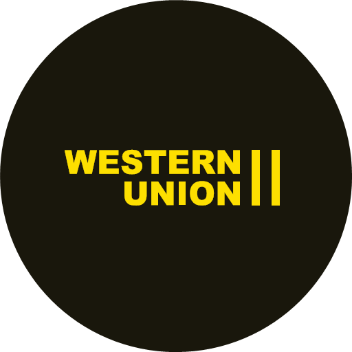 finance money payment union western western union icon.