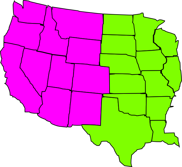 United states clipart western, United states western.