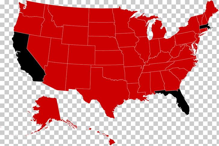 Alabama New York City Western United States Map, distance.