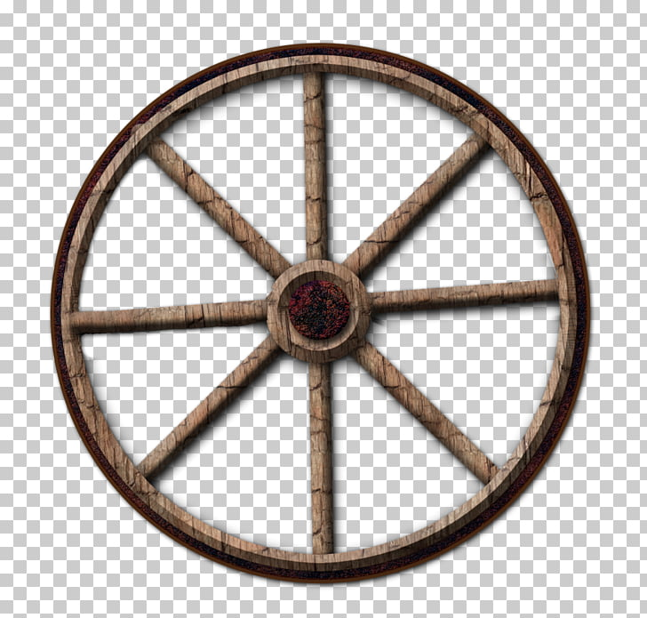 Wagon Wheel Car , western PNG clipart.