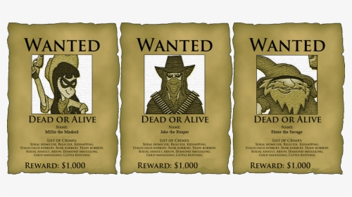 Clip Art Free Western Wanted Poster Clipart.