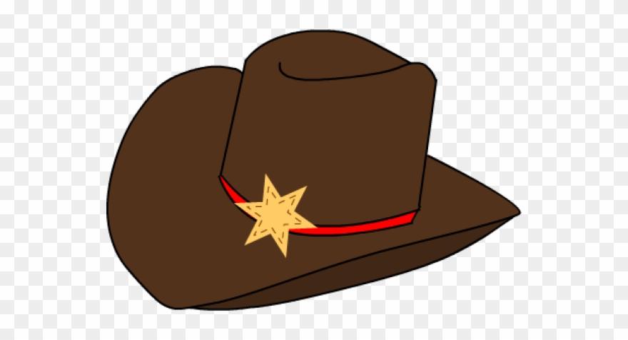 Cowboy Hat Clipart Western Wear.