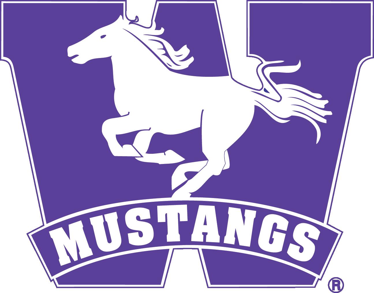 Mustang Logo.