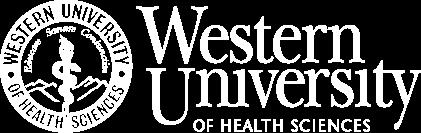 Western University of Health Sciences.