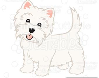 Westie terrier.