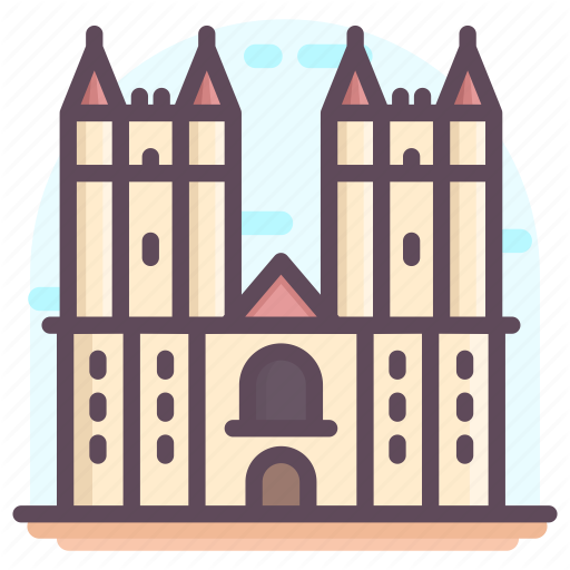 \'Landmarks and Universities 1\' by Vectors Point.