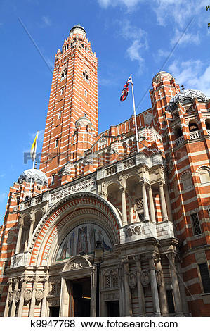 Pictures of Westminster Cathedral, London k9947768.