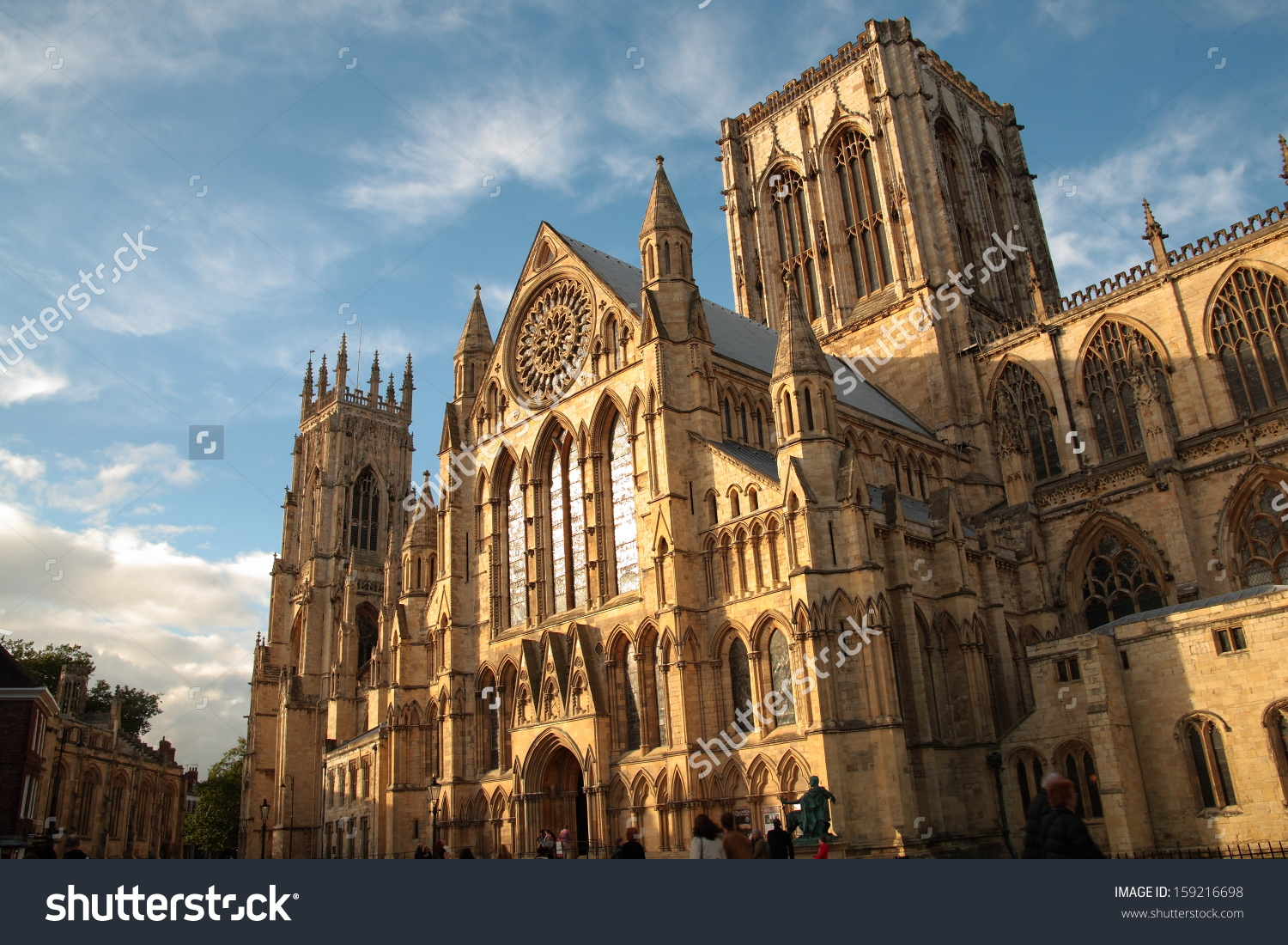 Westminster Cathedral York Uk Stock Photo 159216698.