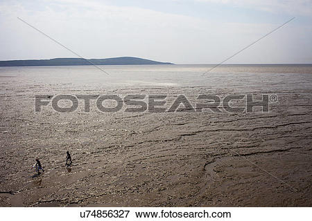 Picture of England, Somerset, Weston Super Mare. Weston Super Mare.
