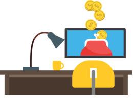 Online banking Finance Money Mobile banking.