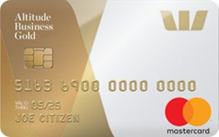 Westpac Altitude Business Gold card review.