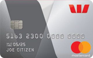 Westpac Low Fee Platinum credit card.