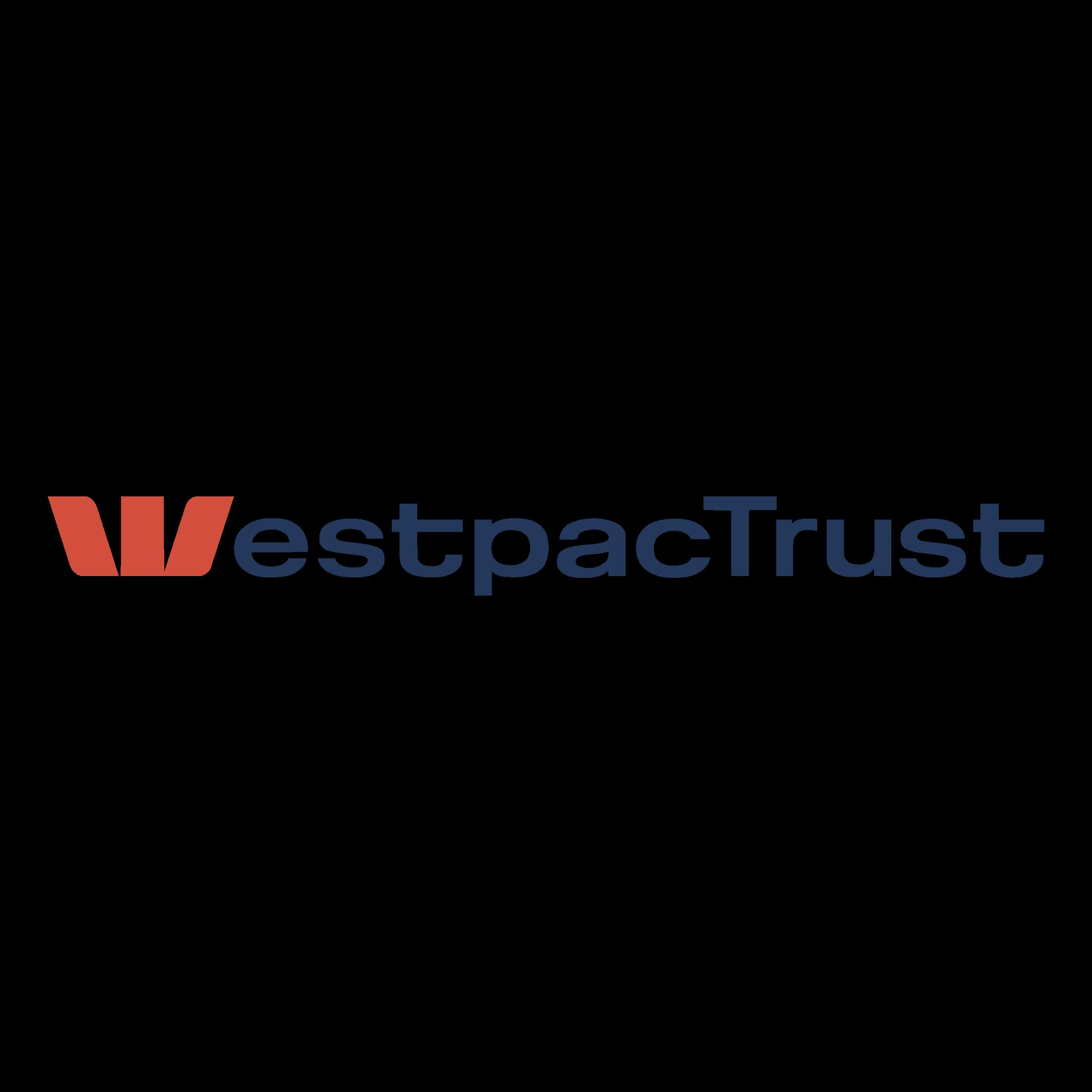 Westpac Trust Logo PNG Transparent & SVG Vector.