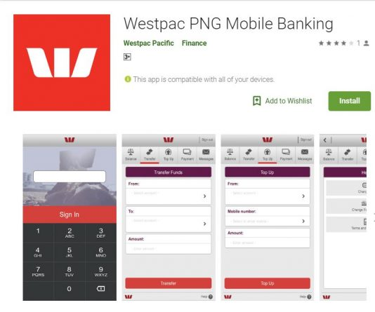 The future of banking for PNG customers.