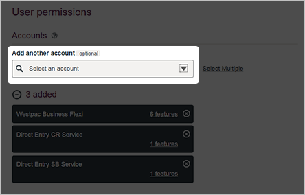 How do I give Users access to a new account?.