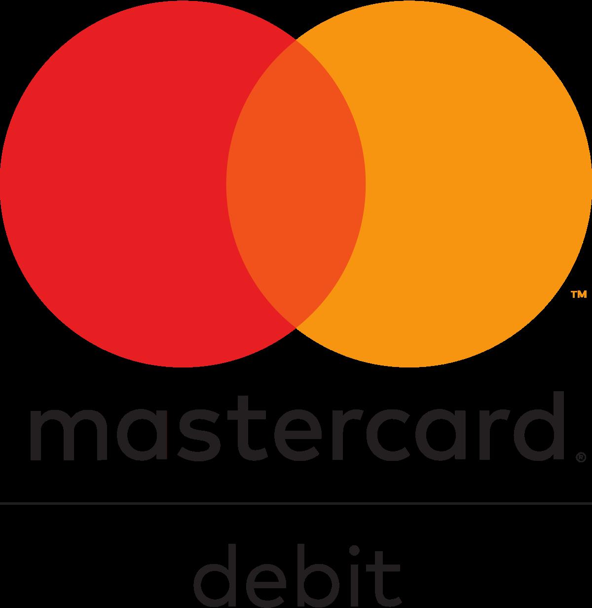 Debit Mastercard.