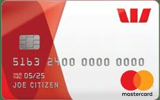 Westpac Lite Mastercard®.