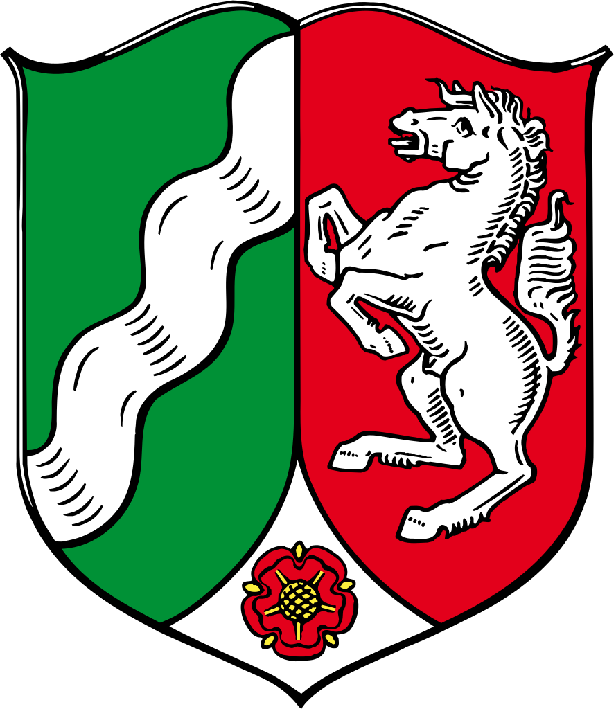 File:Coat of arms of North Rhine.