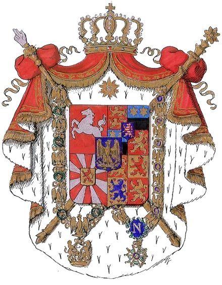 Orde van de Kroon van Westfalen.