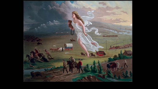 Manifest Destiny: causes and effects of westward expansion.