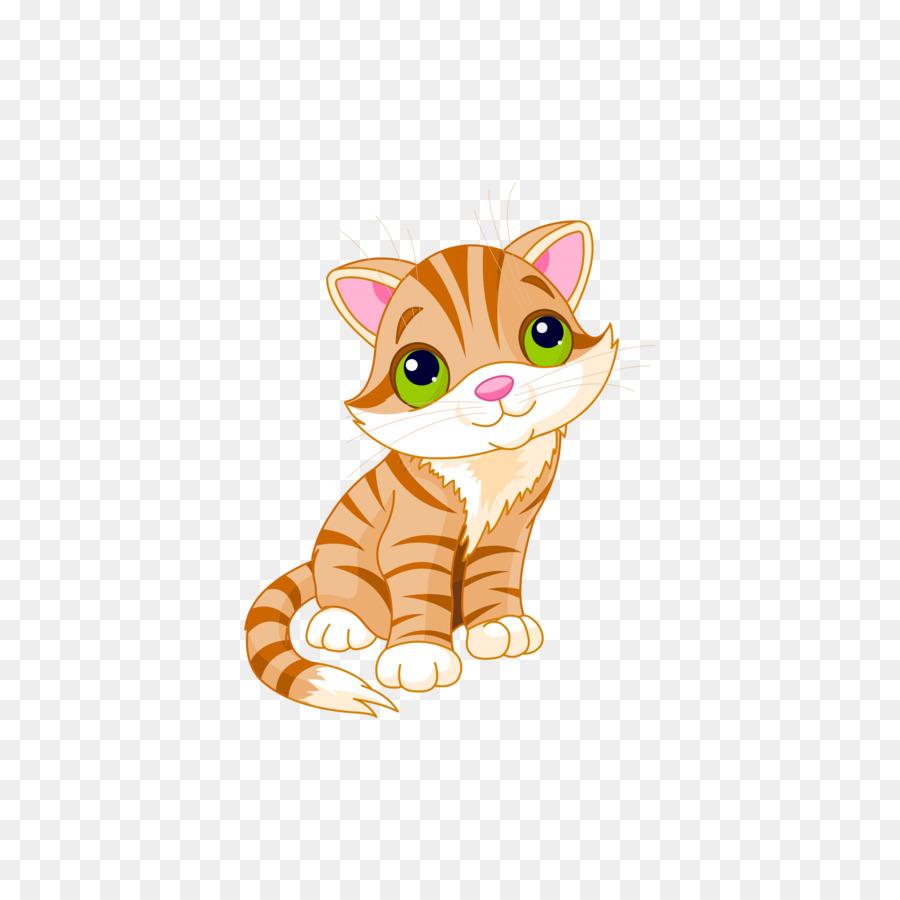 Cats Cartoon.