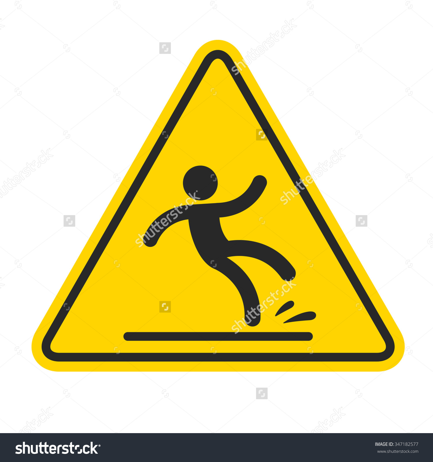 Showing post & media for Wet floor sign funny cartoons.