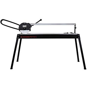 EBERTH 900 mm Electric Tile Cutter with Laser (Swivelling up.