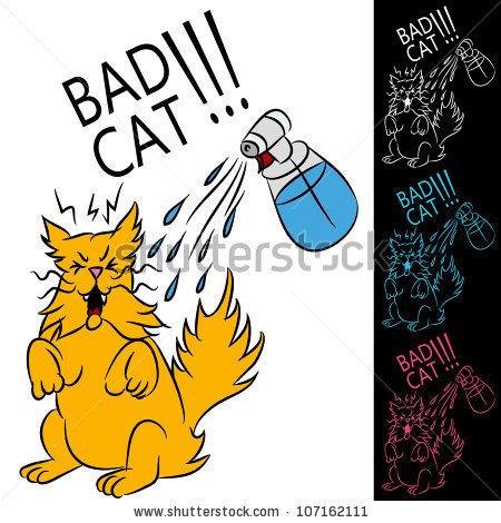 Wet Cat Stock Vectors, Images & Vector Art.