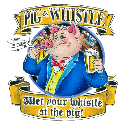 Events at Pig and Whistle Pub, Beddington Towne Centre.
