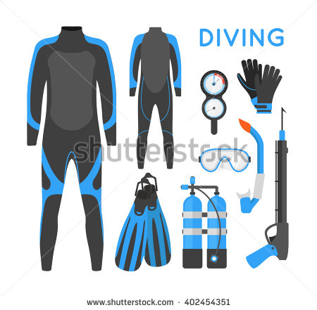 Wetsuit Stock Images, Royalty.