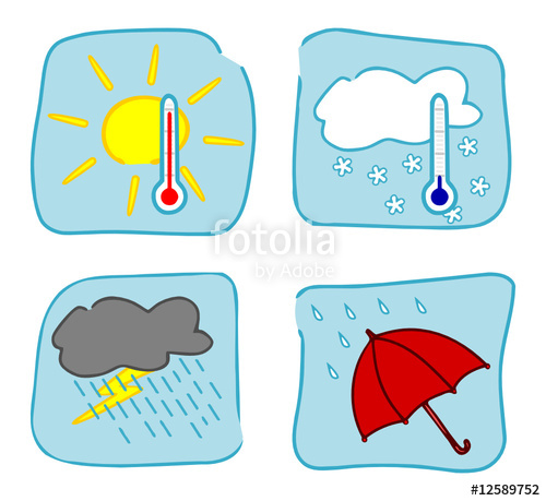 Wetter clipart 7 » Clipart Station.