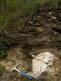 Wetterstein limestone.