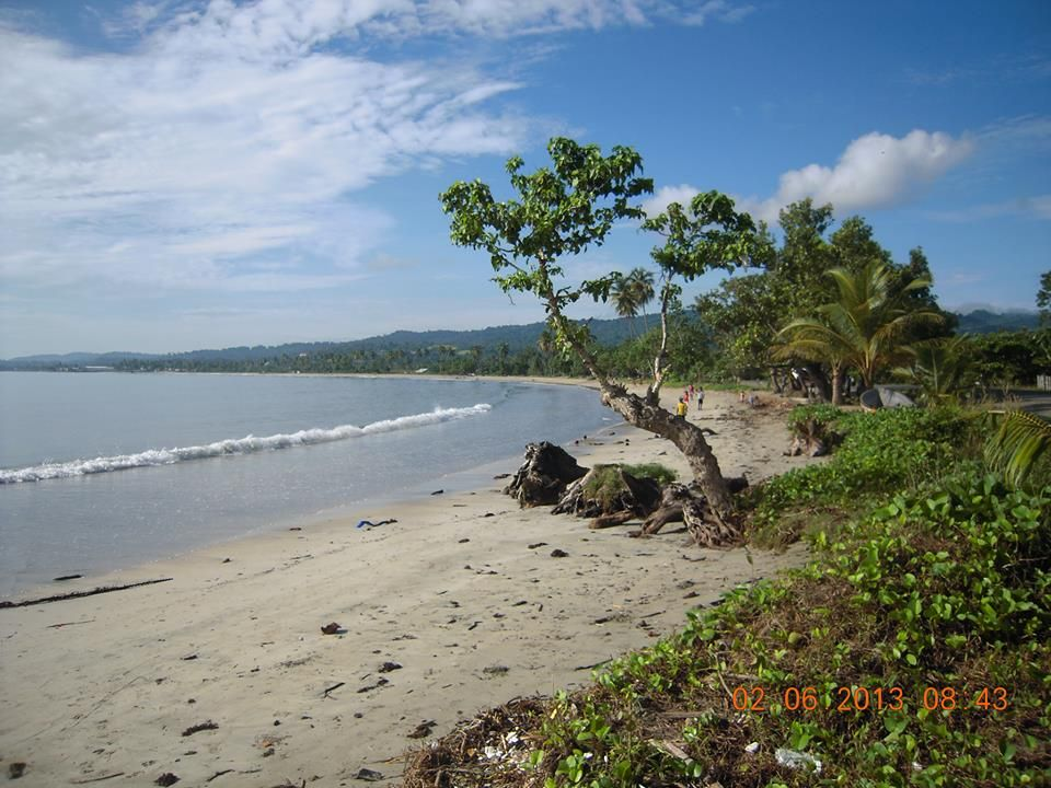Meni Beach, Wewak, Papua New Guinea.
