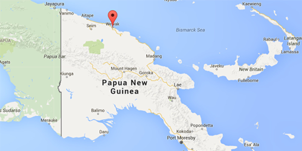 5 Adventist students killed in Papua New Guinea crash.