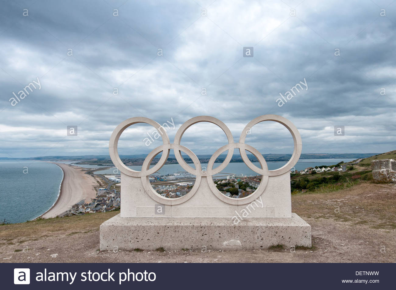 Stone Olympic Rings Stock Photos & Stone Olympic Rings Stock.