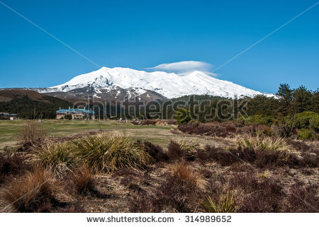 Whakapapa Stock Photos, Royalty.