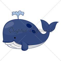 free whale clip art!.