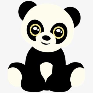 Baby Panda Cliparts 7,.