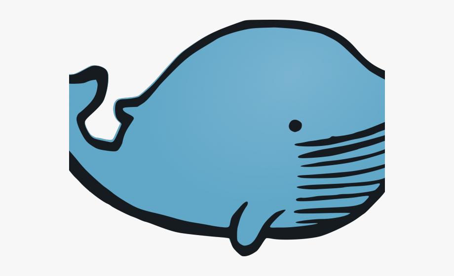 Whale Clipart Transparent Background.
