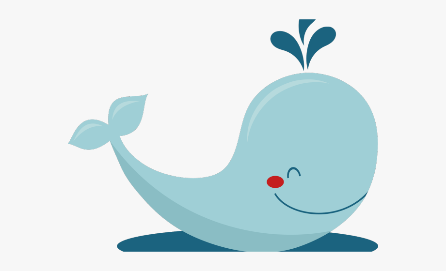 Cool Clipart Whale.