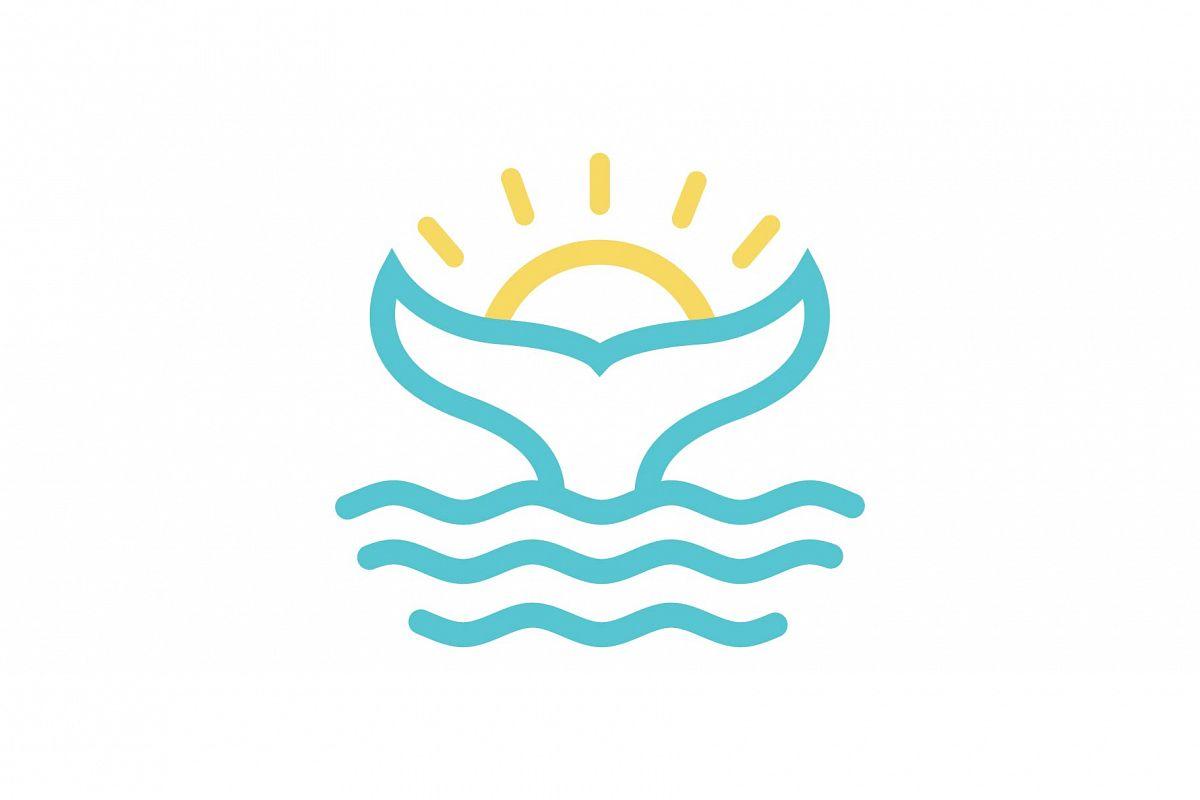 Whale Sea Logo.