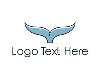 Whale Tail Logo.